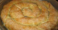 Τυρόψωμο στριφτό νοστιμο και παρα πολυ ευκολο χωρις πολυ κοπο…. Για τη ζύμη 1 κιλό αλεύρι για όλες τις χρήσεις 1 φακελάκι ξερή μαγιά 1κ,σ αλάτι 1 πρέζα ζάχαρη Νερό χλιαρό όσο πάρει περίπου 550_600 ml Για τη γέμιση: 1/2 φλιτζάνι ελαιόλαδο ½ κιλό Greek Recipes, Desert Recipes, Cookbook Recipes, Cooking Recipes, Food Network Recipes, Food Processor Recipes, Greek Bread, Greek Pita, Cyprus Food