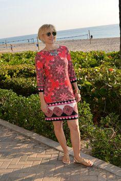 Florida Sundress | Deborah Boland Fabulous After 40