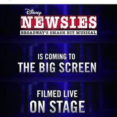 GUYS. I know it won't even compare to seeing the show live, but I'm SO excited!