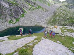 Laghi Pero e Melo hrs one way from Bosco Gurin) 12th Century, Switzerland, Camper, Hiking, Italy, Mountains, Nature, People, Travel