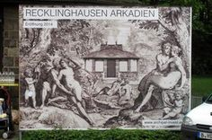 Archipel in√est, Recklinghausen, Arkadien
