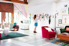Un estudio de trabajo peculiar | La Garbatella | OhJoy! Graphic Design Studio in LA.