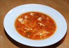 Chicken Salsa Soup http://www.fatsecret.com/recipes/chicken-salsa-soup/Default.aspx pinned with Pinvolve