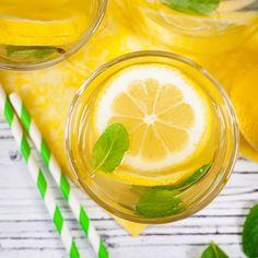 lemonade lemon drink