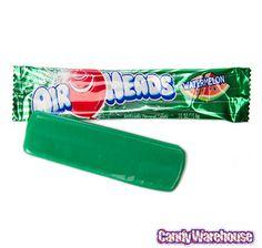Watermelon AirHeads Taffy Candy Bars: 36-Piece Box