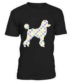 this poodle loves LGBT