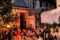 The nightlife of Budapest is not concentrated only the touristy Jewish district, there are a few bars in hided or further streets, less known for foreigners Budapest, Art Google, Architecture Art, Night Life, Culture, Bar, Street, Bohemian, Hot Spots
