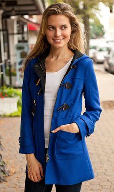 Shoshanna Hadley Duffle Coat