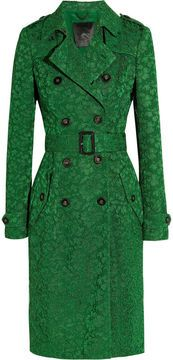 Burberry Lace trench coat