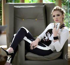 Estilo de Megan em ''G3R4ÇÃO BR4S1L', personagem de Isabelle Drummond, pela figurinista Gogoia Sampaio