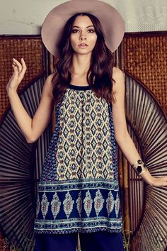 Misha Tunic ☮ re-pinned by http://www.wfpblogs.com/author/southfloridah2o/