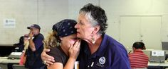 A FEMA worker comforts a disaster victim. Emergency Preparedness, Survival, First Language, Shtf, Bushcraft, Counseling, Recovery, Prepping