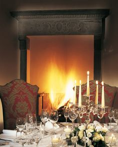 Villa La Massa: Dinner for two im Il Verrocchio