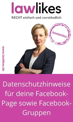 After the ECJ ruling, you now need data protection information for your FB page. - After the ECJ ruling, you now need data protection information for your FB page. Marketing Trends, Social Media Marketing Business, Online Marketing Strategies, E-mail Marketing, Facebook Marketing, Content Marketing, Internet Marketing, Social Media Trends, Social Media Plattformen