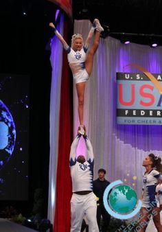 The Cheerleading Worlds 2013..worst unis EVER