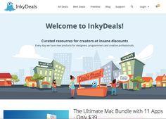 10 Money-Saving Websites to Download Design Resources  | Inspirationfeed