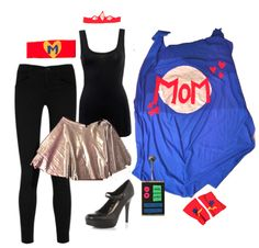 I think i found my halloween costume!!! mom super hero costume - Google Search