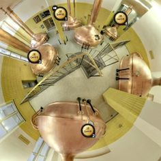 Check out this 360˚ panorama tour of the Ganter Brewery in Freiburg, Germany. Traditional and modern methods mix to make great beer from the edge of the Black Forest.