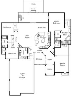 Passive Solar House Plans ADA plan | 1 bedroom | Pinterest ...