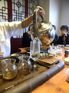 Chinese Tea Shop and Tea Room