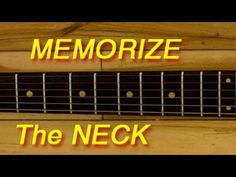▶ How to Memorize Your Guitar Fret-board - YouTube
