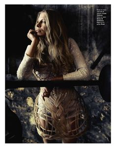 cool couture: tanga moreau by honor akrawi for grazia france