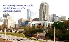 Why Move to Raleigh NC Why Move to Cary NC Why Move to Apex NC Call 919-578-3111 for more information and for a free relocation guide. www.FindNCStyleHomes.com