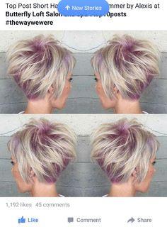From #butterflyloftsalon #hairflair