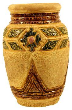 Roseville Pottery Mostique Pottery Vase 19 10 | eBay