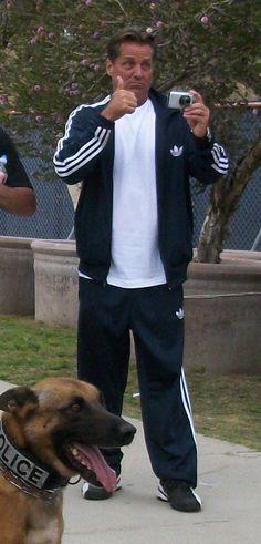 "Police Dog ""Rico"", Jimmy Van Patten"