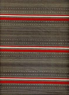 Diamond Textiles - Woven Elements - Stripe - Red