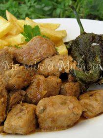 Me sabe a Málaga: Carne cortijera