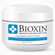 Bioxin Regenerative Anti-ageing Night Cream has an easily absorbed rich texture that leaves your skin feeling smooth, firm and healthy.  One of the main ingredients is Hylasome EG10. Hylasome EG10 is a crosslinked hyaluronic acid that delivers moisture to the skin.   To know more visit : www.getabsfast.tk