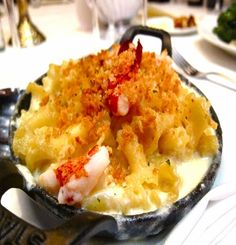 Beginners Baked Lobster Mac & Cheese Recipe, by @PhillyTheBoss | #SoPhi