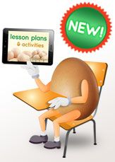 Farm to table lesson plans and activities.