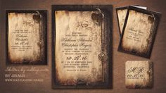 OTHER INVITATION IDEAS | Wedding and Party Invitations