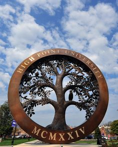 High Point University College List, College Years, College Fun, Living In North Carolina, North Carolina Homes, High Point University, Natural Building, Senior Year, 4 Years