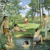 """Exposition """"Frédéric Bazille (1841-1870). La jeunesse de l'impressionnisme"""" au Musée d'Orsay du 15 novembre 2016 au 5 mars 2017"""
