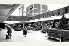 Grimsby Town centre - Riverhead shopping centre