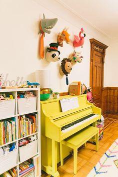20 Fantastic Kids Playroom Design Ideas – My Life Spot Playroom Storage, Playroom Design, Playroom Decor, Playroom Ideas, Blue Playroom, Toy Storage, Basement Ideas, Chalkboard Wall Bedroom, Chalkboard Paint