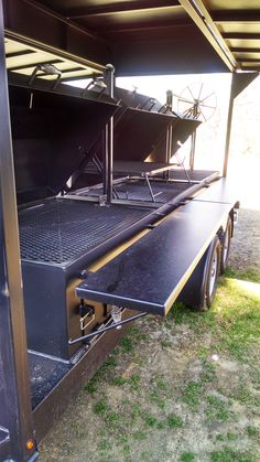 Ask about our BBQ Trailer!