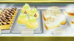 Yumeiro Patissiere shared by OtakuInAnimeland Yumeiro Patissiere, Patisserie Cake, Real Food Recipes, Yummy Food, Cant Stop Eating, Watercolor Food, Cute Desserts, Food Drawing, Food Illustrations