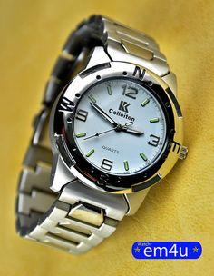 K Colleiten Herren Armbanduhr