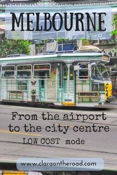 How to reach the Melbourne city centre form the airport