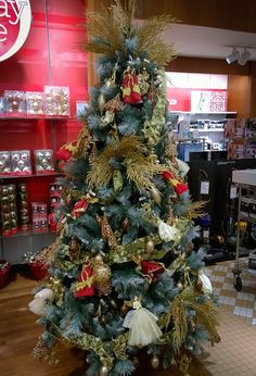 Macy's 2014 Hark! The Herald Angels Sing Christmas Tree (The Tree Topper CC…