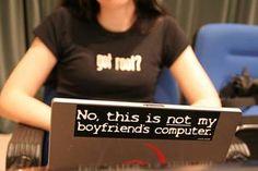 Mulheres, hackers e o empoderamento feminino