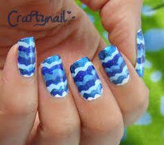 Image result for sea design nails