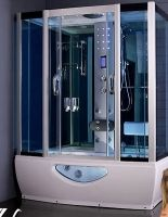 Combination Whirlpool Bath Steam Shower Cabin In Home Furniture DIY Enclosures