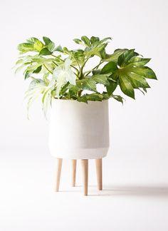 鉢カバー FiberCray(ファイバークレイ) 7号鉢用 white