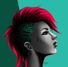 Punk da LiviX90